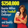 Absolute Poker $250.000 freeroll